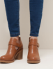 Picture of High Heel Woman`s Boots