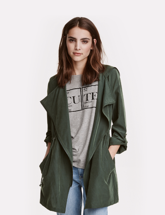Picture of Casual Long Sleeve Jacket