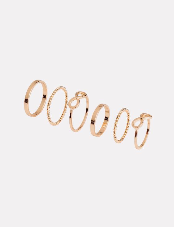 Picture of Larimar Ring Set